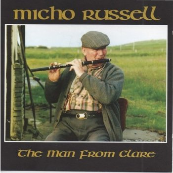 MICHO RUSSELL - THE MAN FROM CLARE (CD)