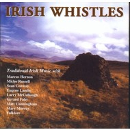 IRISH WHISTLES  (CD)