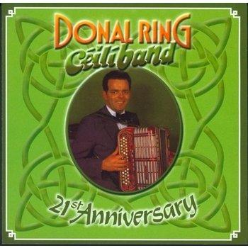 DONAL RING - CEILI BAND  21st ANNIVERSARY CD)