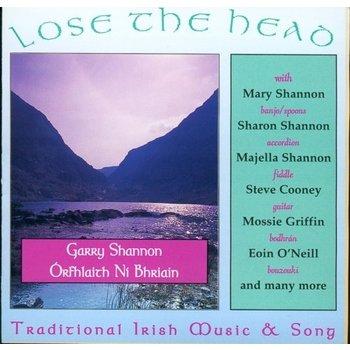 GARRY SHANNON & ÓRFHLAITH NÍ BHRIAIN - LOSE THE HEAD (CD)