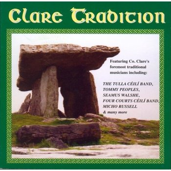 CLARE TRADITION (CD)