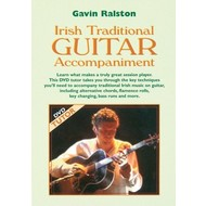 GAVIN RALSTON - IRISH TRADITIONAL GUITAR ACCOMPANIMENT (DVD)