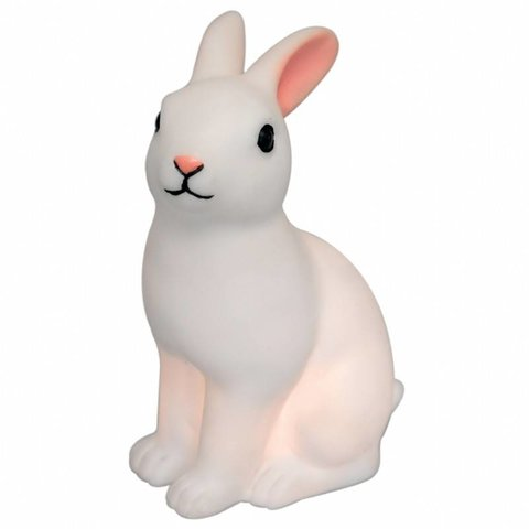 Retro sfeerlampje konijntje LED