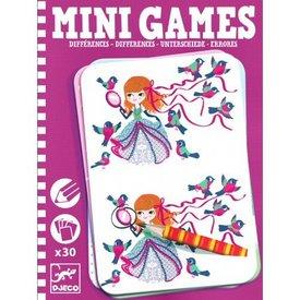 Djeco Mini Games verschillen zoeken prinses Léa | Djeco