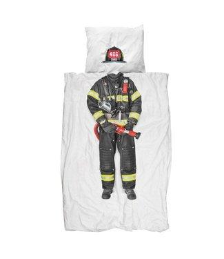 Snurk Dekbedovertrek brandweerman | Snurk