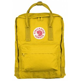 Fjällräven Rugzakje Kanken Mini Warm Yellow 29cm Fjallraven