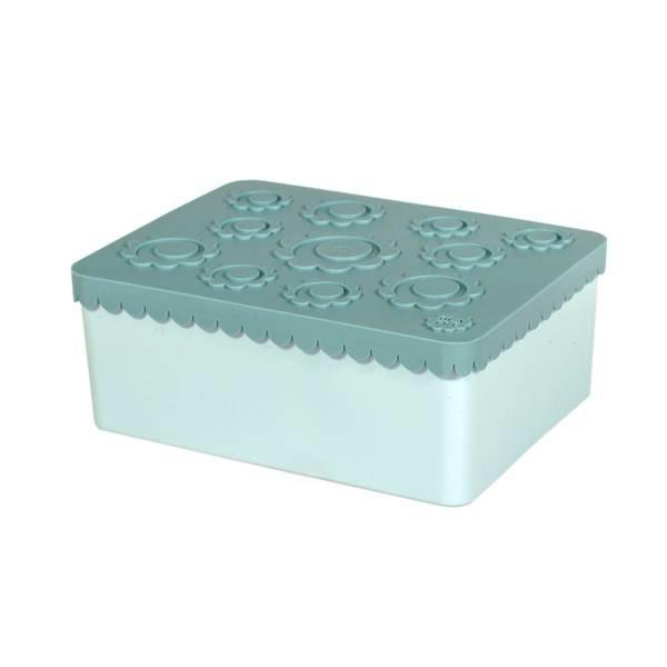 Blafre Toffe lunchbox HDPE blauw   Blafre