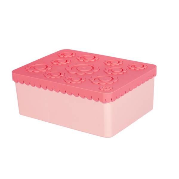 Blafre Toffe lunchbox HDPE roze | Blafre