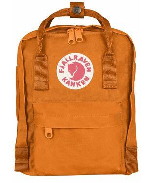 Fjällräven Rugzakje Kanken Mini Burnt Orange 29cm | Fjallraven