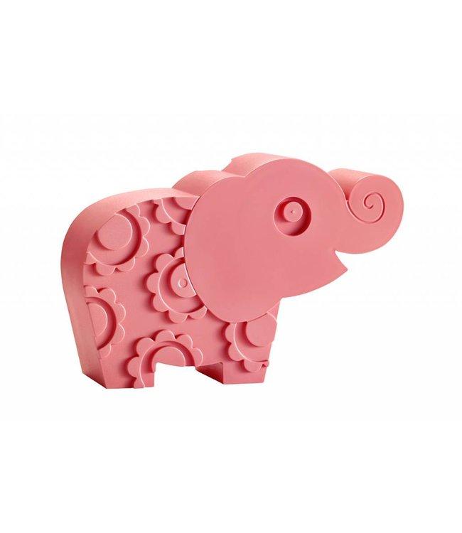 Blafre Brooddoos olifant roze | Blafre