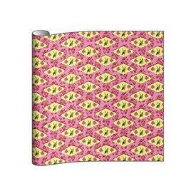 Cotton Candy Kaftpapier roze met vogel Cotton Candy