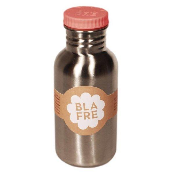 Blafre Coole stalen drinkfles 500ml roze | Blafre