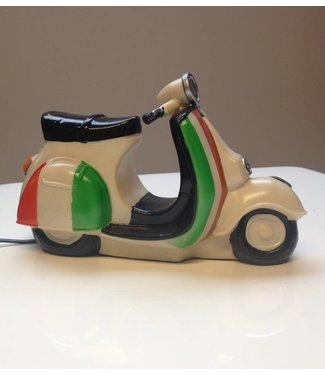 J-Line Leuke nachtlamp scooter Italian flag 3D