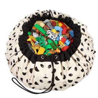Play&Go Opbergzak en speelmat - Panda   Play&Go
