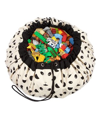 Play&Go Opbergzak en speelmat - Panda | Play&Go