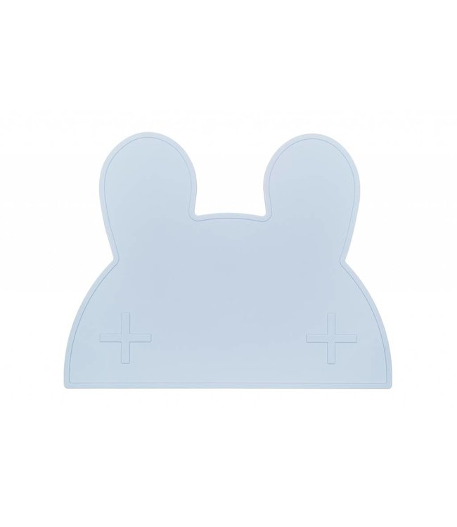 We Might Be Tiny Placemat Bunny Lichtblauw | We Might Be Tiny