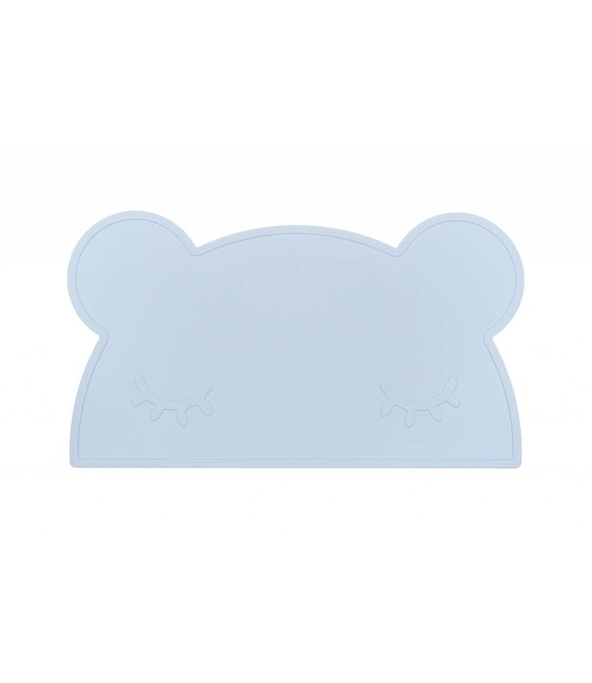 We Might Be Tiny Placemat Bear Lichtblauw | We Might Be Tiny