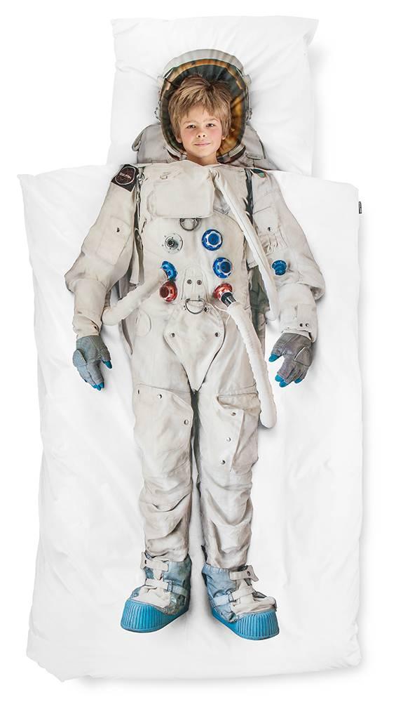 dekbedovertrek astronaut SNURK