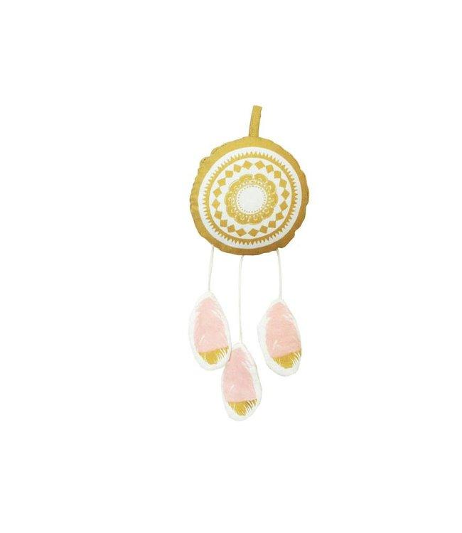 Elodie Details Musical Toy - Muziekmobiel Feather Love | Elodie Details