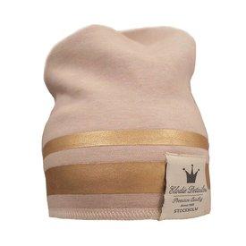Elodie Details Winter Beanie Muts Guilded Pink | Elodie Details