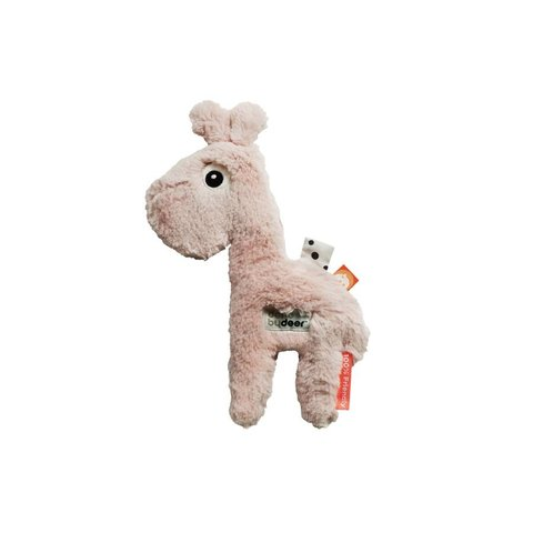 Knuffel Giraf Cuddle Cute Raffi Powder | Done by Deer