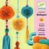 Knutseldoos Pompon Hangers | Djeco