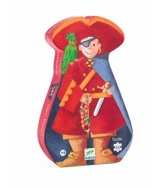 Djeco Puzzel De Piraat en zijn Schat | Djeco