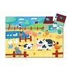 Puzzel Koetjes op de Boerderij | Djeco