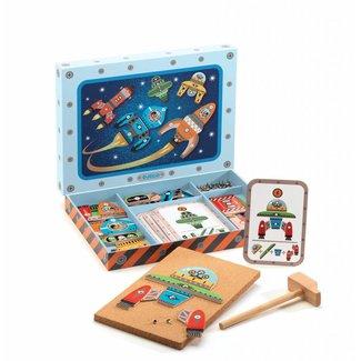 Djeco Hamertje Tik Spel Space | Djeco