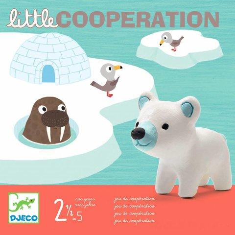 Gezelschapsspel Little Cooperation | Djeco