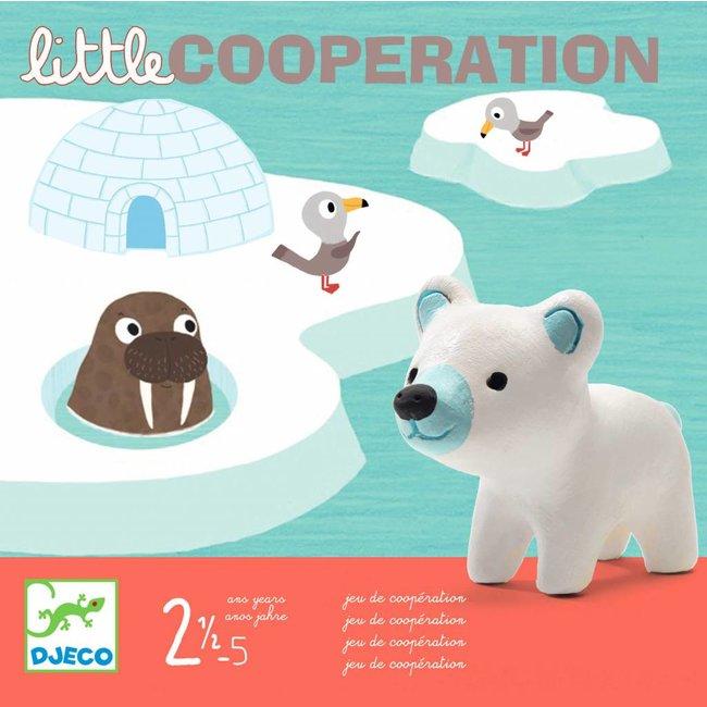 Djeco Gezelschapsspel Little Cooperation   Djeco