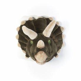 Wild & Soft Dierenkop Trophy Dinosaurus Adam | Wild & Soft