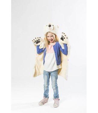 Wild & Soft Vermomming Ijsbeer | Wild & Soft