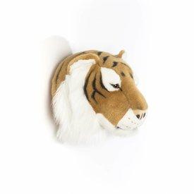 Wild & Soft Dierenkop Trophy Tijger Felix | Wild & Soft