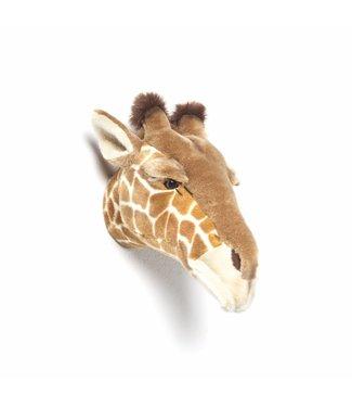Wild & Soft Dierenkop Trophy Giraf Ruby   Wild & Soft