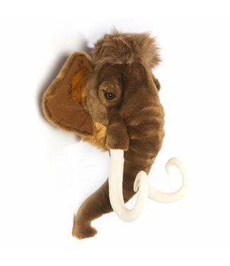 Wild & Soft Dierenkop Trophy Mammoet Arthur   Wild & Soft