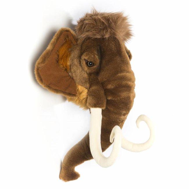 Wild & Soft Dierenkop Trophy Mammoet Arthur | Wild & Soft