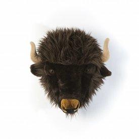 Wild & Soft Dierenkop Trophy Buffel Alex   Wild & Soft