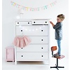 String Lights Ster Pastel | A Little Lovely Company