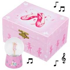 Prachtige muziek en juwelendoosjes