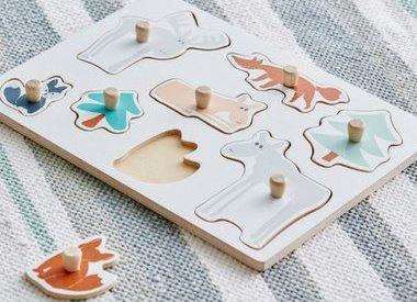 Puzzelen en Spelen