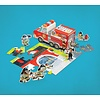 Puzzle & Play 24st Brandweerwagen | Crocodile Creek