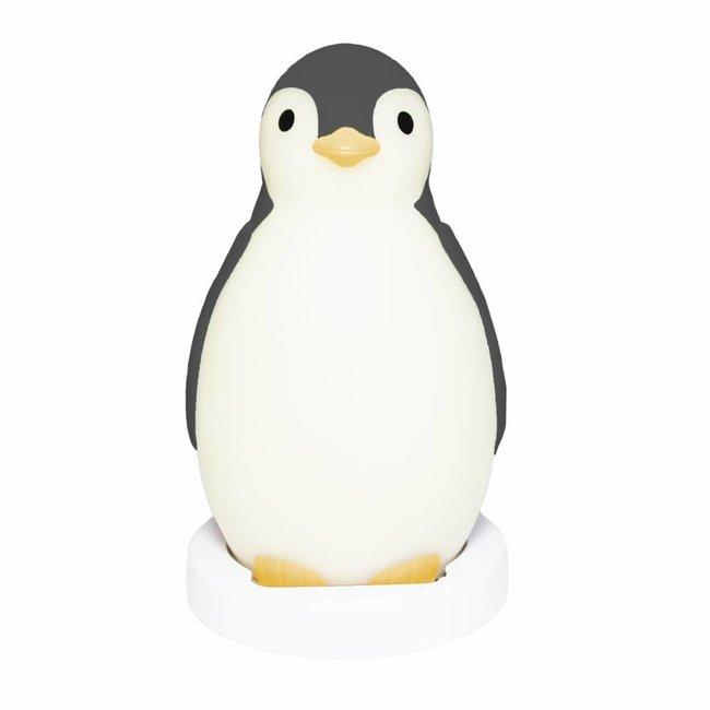 Zazu Bluetooth Slaaptrainer Pinguïn PAM Grijs | Zazu