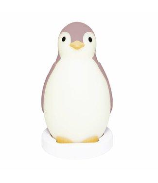 Zazu Bluetooth Slaaptrainer Pinguïn PAM Roze | Zazu