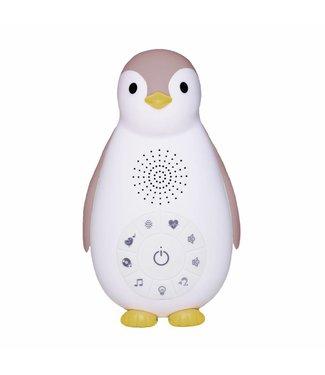 Zazu Bluetooth Muziek Box Pinguïn Zoë Roze | Zazu