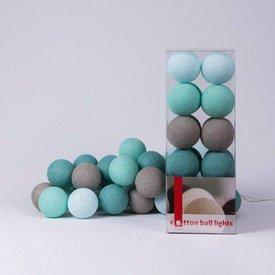 Cotton Ball Lights Lichtslinger Mint   Cotton Ball Lights