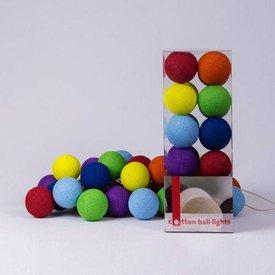 Cotton Ball Lights Lichtslinger Rainbow   Cotton Ball Lights