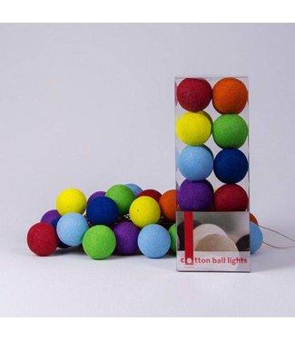 Cotton Ball Lights Lichtslinger Rainbow | Cotton Ball Lights