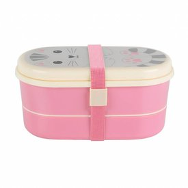 Sass & Belle Brooddoos / Bento Box Kat Kawaii Friends | Sass & Belle