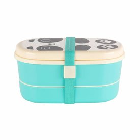 Sass & Belle Brooddoos / Bento Box Panda Kawaii Friends | Sass & Belle